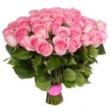 Роскошный букет из 75 роз! Нет предела совершенству!