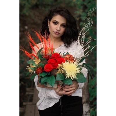 Полюбившиеся flower-box уже несколько лет не выходят из моды!